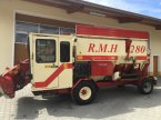 Selbstfahrer Futtermischwagen typu RMH 280C v Bernla