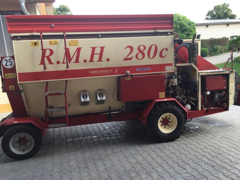 Selbstfahrer Futtermischwagen typu RMH 280C, Gebrauchtmaschine v Bernla (Obrázok 4)