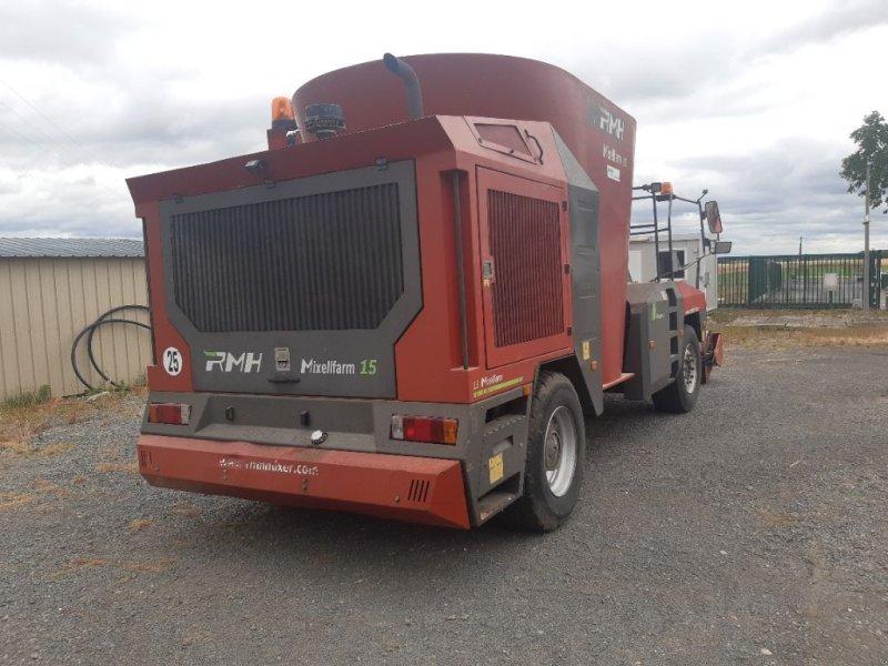 Selbstfahrer Futtermischwagen typu RMH evs 15, Gebrauchtmaschine v le pallet (Obrázok 4)