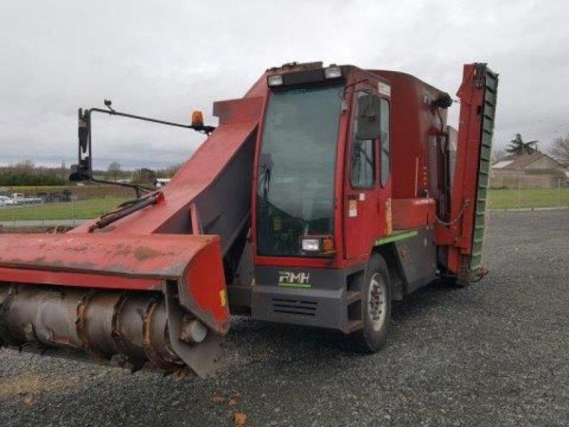 Selbstfahrer Futtermischwagen a típus RMH evs 15, Gebrauchtmaschine ekkor: le pallet (Kép 1)