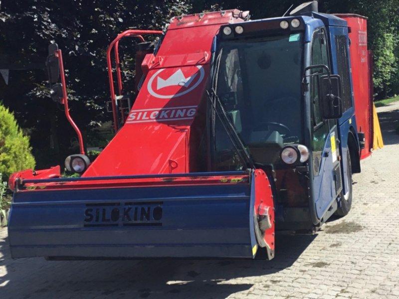 Selbstfahrer Futtermischwagen a típus Siloking 12m³, Gebrauchtmaschine ekkor: Langerringen (Kép 1)