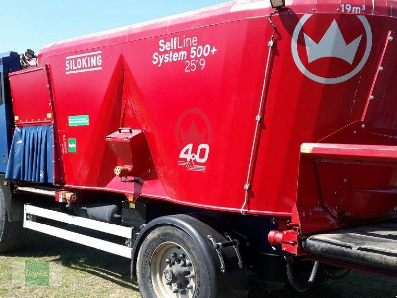 Selbstfahrer Futtermischwagen des Typs Siloking SELFLINE 4.0 SYSTEM 500+ 2519, Gebrauchtmaschine in Großweitzschen (Bild 2)