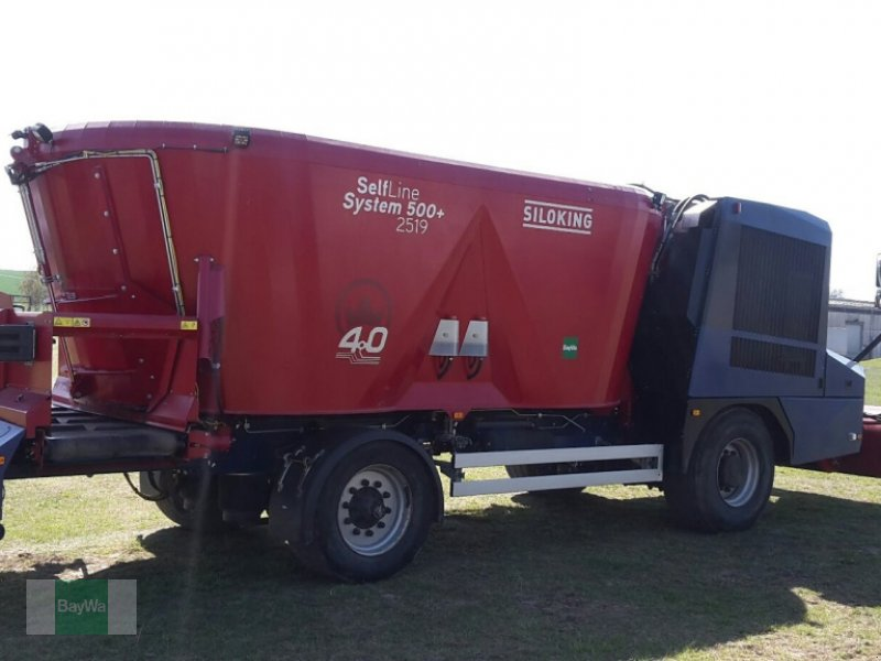 Selbstfahrer Futtermischwagen des Typs Siloking SELFLINE 4.0 SYSTEM 500+ 2519, Gebrauchtmaschine in Großweitzschen (Bild 3)