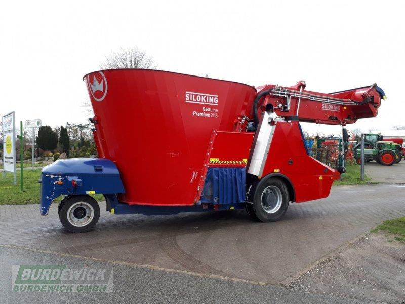 Selbstfahrer Futtermischwagen typu Siloking SF2115 15m³ Premium, Gebrauchtmaschine v Lamstedt (Obrázok 6)