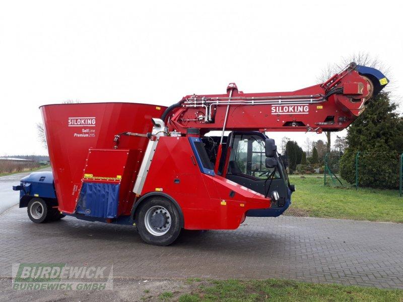 Selbstfahrer Futtermischwagen typu Siloking SF2115 15m³ Premium, Gebrauchtmaschine v Lamstedt (Obrázok 4)
