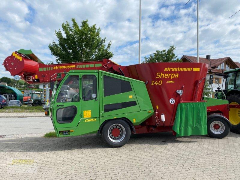 Selbstfahrer Futtermischwagen typu Strautmann Sherpa 140, Neumaschine v Söchtenau (Obrázok 2)