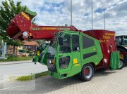 Selbstfahrer Futtermischwagen typu Strautmann Sherpa 140, Neumaschine v Söchtenau