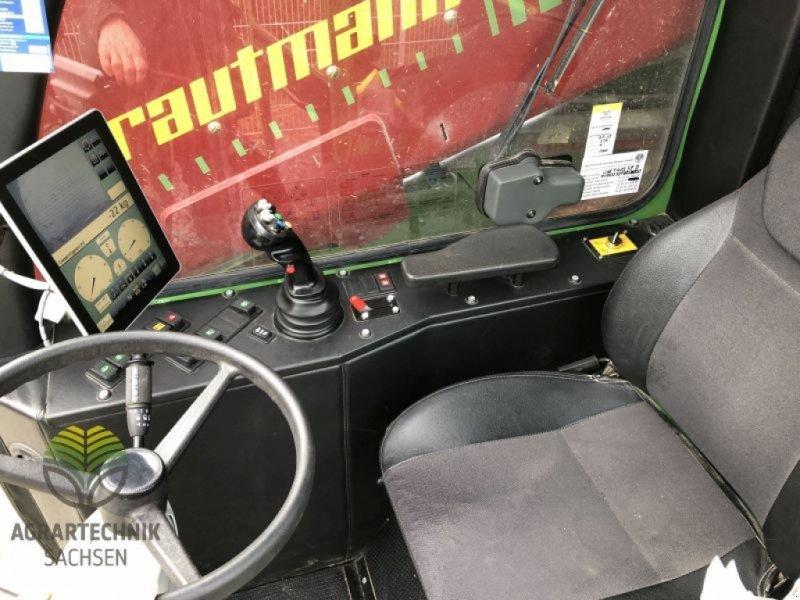 Selbstfahrer Futtermischwagen typu Strautmann Verti-Mix 1402 Double SF, Vorführmaschine v Ebersbach (Obrázok 8)