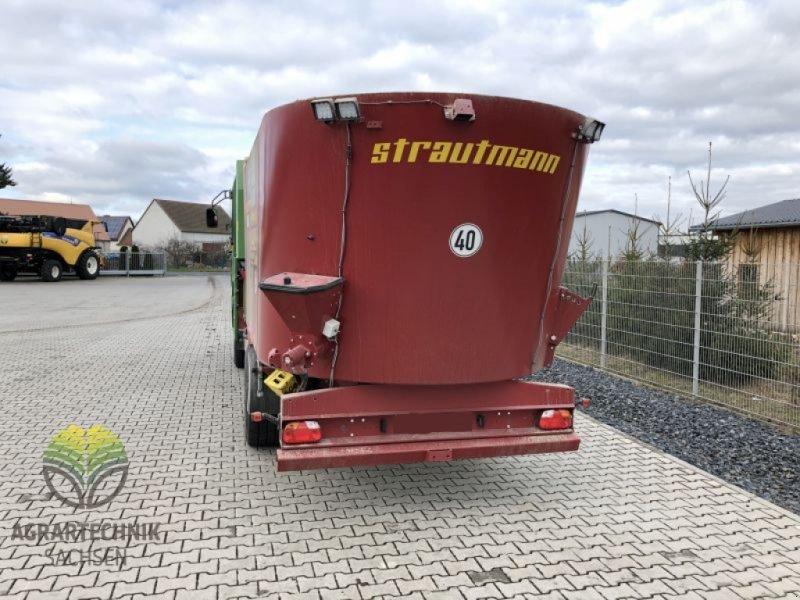 Selbstfahrer Futtermischwagen typu Strautmann Verti-Mix 1402 Double SF, Vorführmaschine v Ebersbach (Obrázok 13)