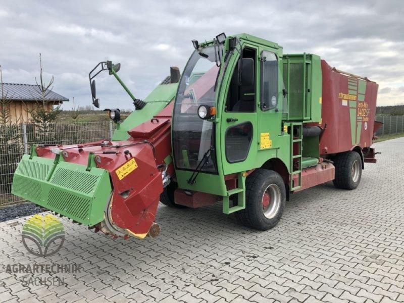 Selbstfahrer Futtermischwagen typu Strautmann Verti-Mix 1402 Double SF, Vorführmaschine v Ebersbach (Obrázok 1)