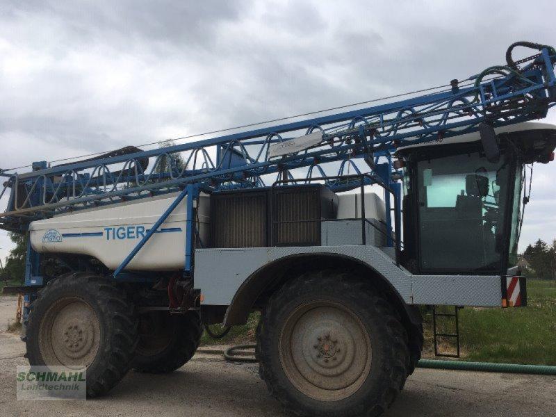 Selbstfahrspritze des Typs Bräutigam HT 150-40 + Agrio Tiger, Gebrauchtmaschine in Upahl (Bild 1)