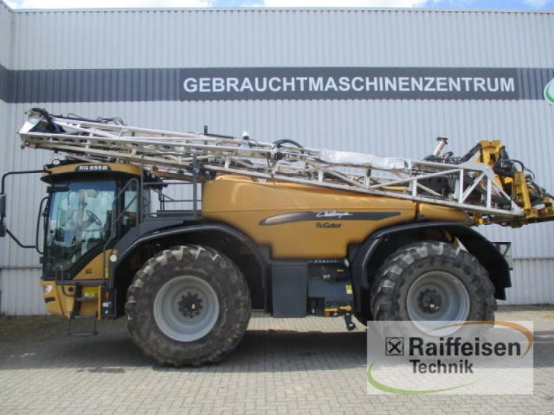 Selbstfahrspritze des Typs CHALLENGER Rogator 655 B, Gebrauchtmaschine in Holle (Bild 1)
