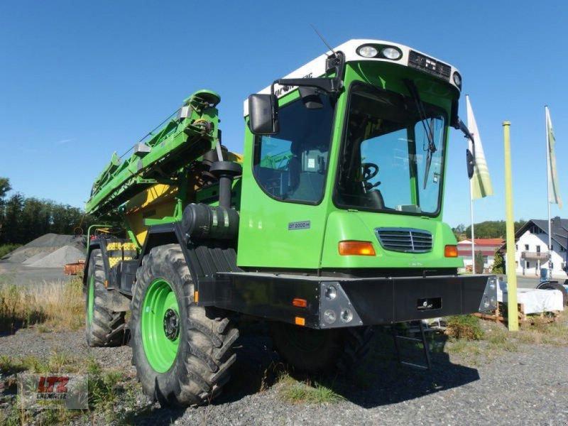 Selbstfahrspritze des Typs Dammann DT 2000 H, Gebrauchtmaschine in Plauen-Oberlosa (Bild 1)