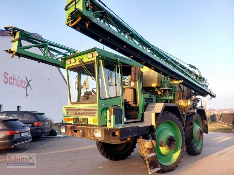 Selbstfahrspritze des Typs Dammann DT2100 U2100, Baujahr 2002, 36m, 4000 Liter, Distanc Control, Gebrauchtmaschine in Schierling (Bild 1)