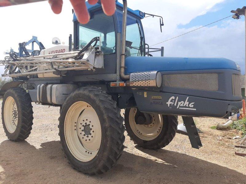 Selbstfahrspritze del tipo Evrard ALPHA 3400, Gebrauchtmaschine en Savigny sur Braye (Imagen 1)