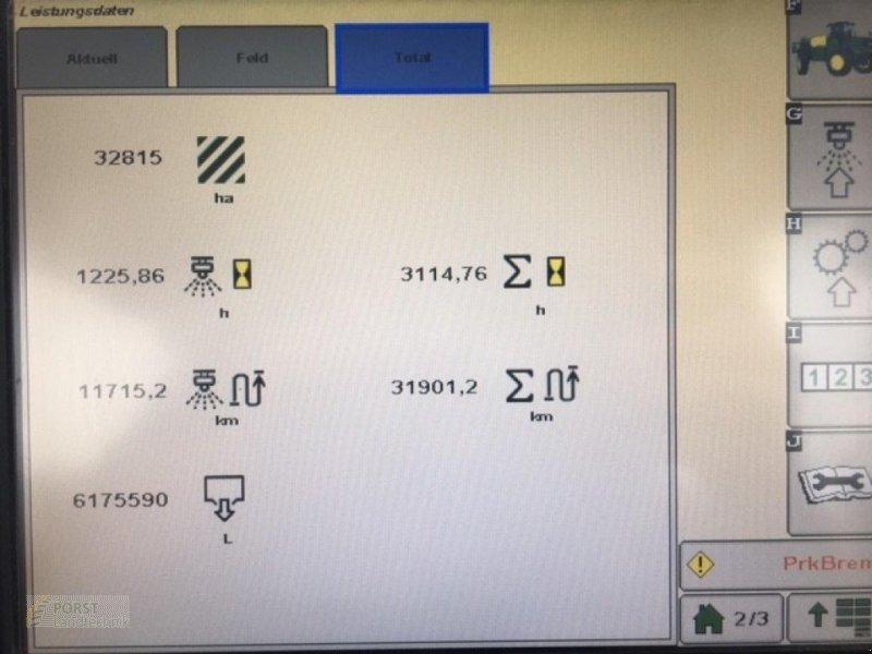 Selbstfahrspritze des Typs John Deere 5430i, Gebrauchtmaschine in Rauschwitz (Bild 6)