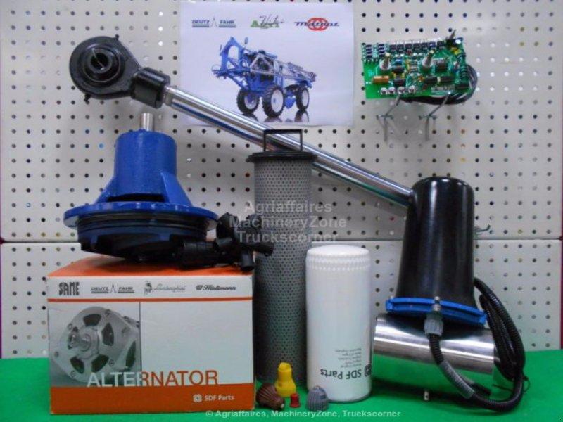 Selbstfahrspritze des Typs Matrot pieces matrot, Gebrauchtmaschine in COURTISOLS (Bild 1)
