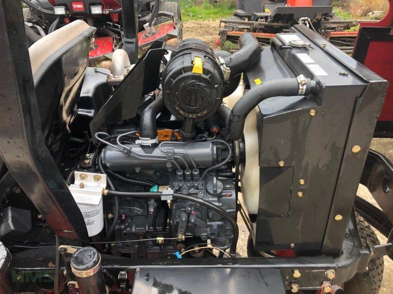 Sichelmäher des Typs Toro Groundsmaster 3500D, Gebrauchtmaschine in Weidenbach (Bild 6)
