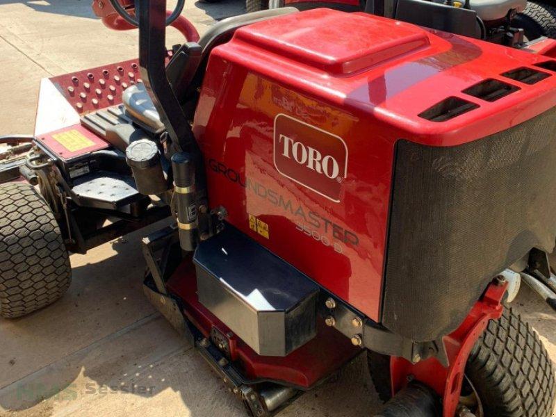Sichelmäher des Typs Toro Groundsmaster 3500D, Gebrauchtmaschine in Weidenbach (Bild 3)