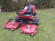 Toro Groundsmaster 3500D Роторная газонокосилка