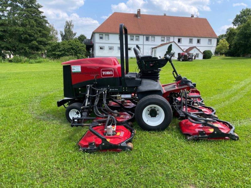 Sichelmäher des Typs Toro Groundsmaster 4700, Gebrauchtmaschine in Weidenbach (Bild 3)