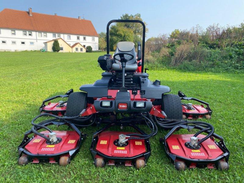 Sichelmäher des Typs Toro Groundsmaster 4700D, Gebrauchtmaschine in Weidenbach (Bild 9)