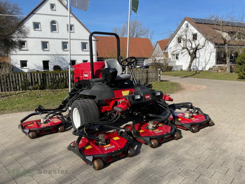 Sichelmäher des Typs Toro Groundsmaster 4700D, Gebrauchtmaschine in Weidenbach (Bild 1)