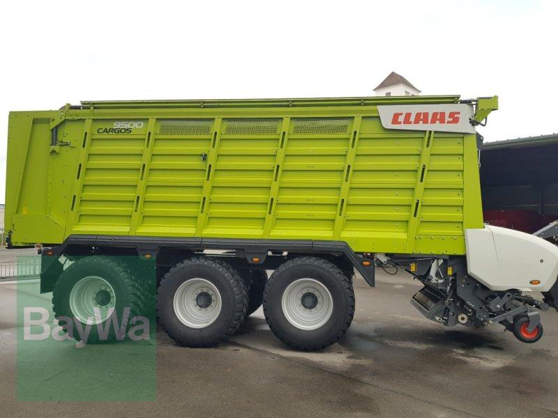 Silierwagen des Typs CLAAS Cargos 9500 Tridem, Gebrauchtmaschine in Bamberg (Bild 2)