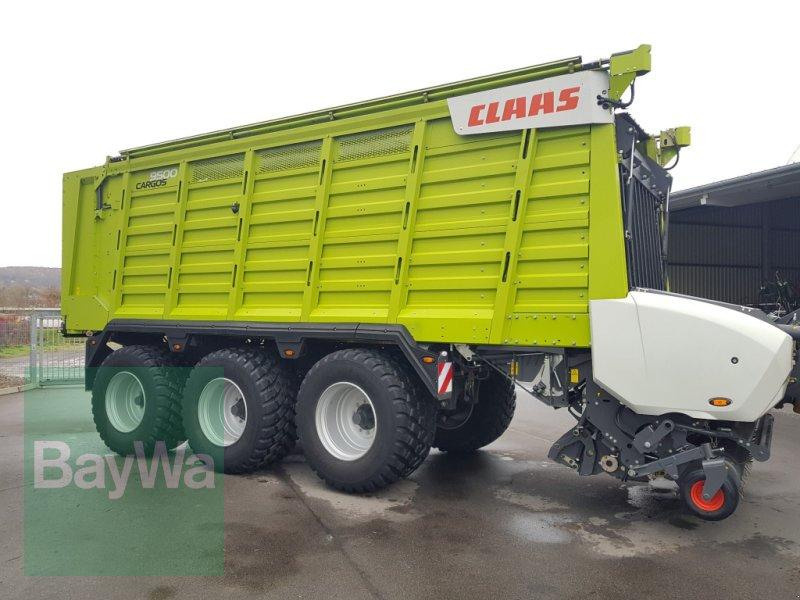 Silierwagen des Typs CLAAS Cargos 9500 Tridem, Gebrauchtmaschine in Bamberg (Bild 3)