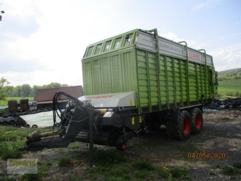 Silierwagen tip CLAAS Quantum 5700 S, Gebrauchtmaschine in Werne (Poză 2)