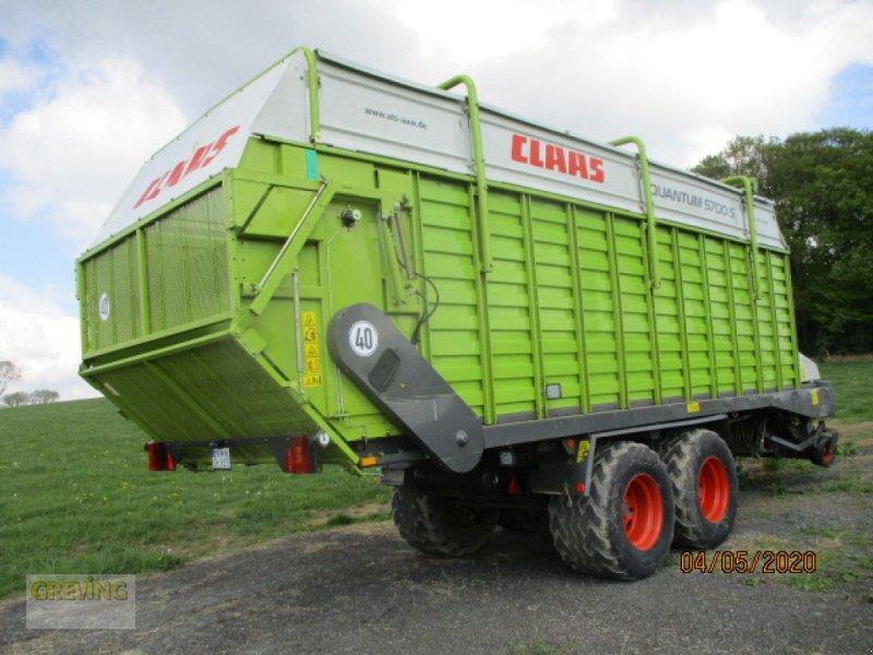 Silierwagen tip CLAAS Quantum 5700 S, Gebrauchtmaschine in Werne (Poză 4)