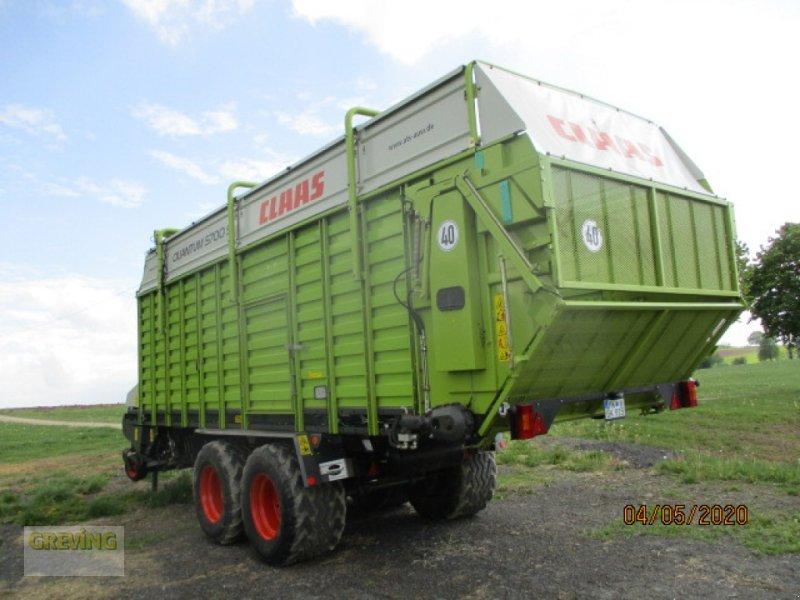 Silierwagen tip CLAAS Quantum 5700 S, Gebrauchtmaschine in Werne (Poză 5)