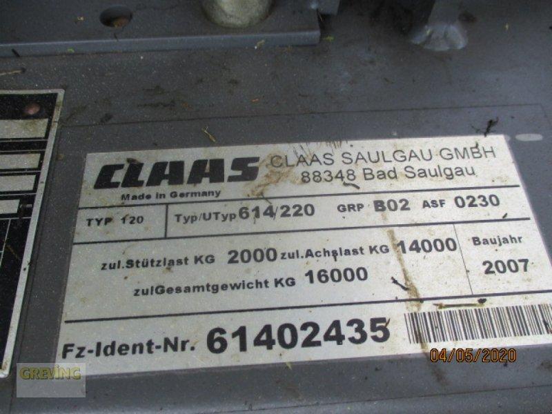 Silierwagen tip CLAAS Quantum 5700 S, Gebrauchtmaschine in Werne (Poză 18)