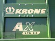 Silierwagen typu Krone AX 310 GL Vorführmaschine, Gebrauchtmaschine w Neubeuern