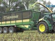 Silierwagen tip Krone TX 560, Gebrauchtmaschine in Bad lauchstädt