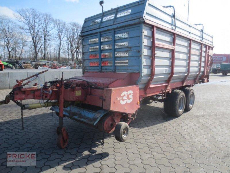 Silierwagen des Typs Mengele LAW 360 SUPER QUADRO, Gebrauchtmaschine in Bockel - Gyhum (Bild 1)