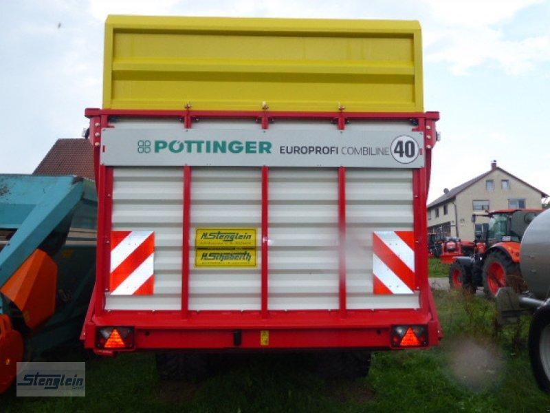 Silierwagen tip Pöttinger Europrofi 5510 L Combiline, Gebrauchtmaschine in Waischenfeld (Poză 2)
