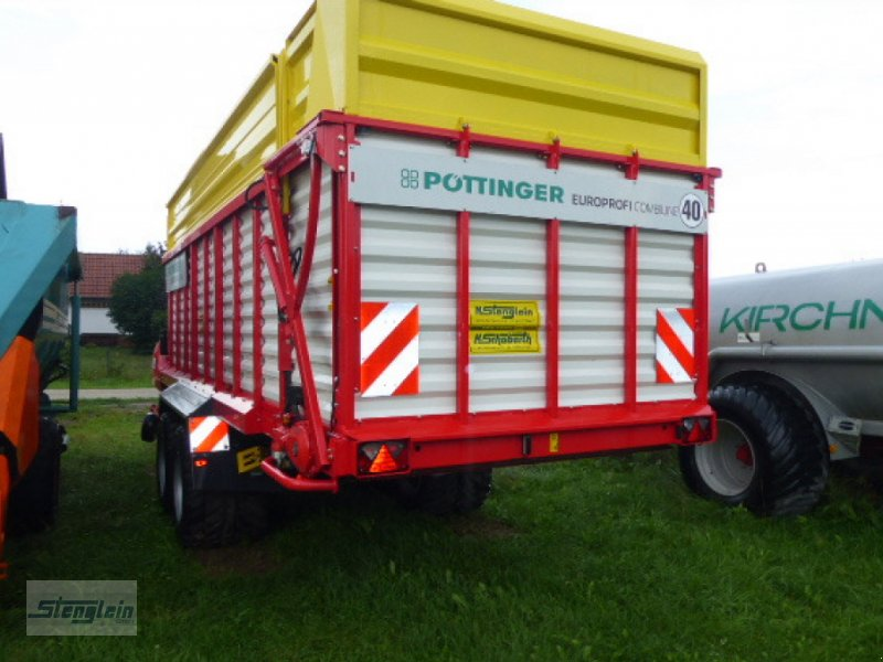 Silierwagen tip Pöttinger Europrofi 5510 L Combiline, Gebrauchtmaschine in Waischenfeld (Poză 4)