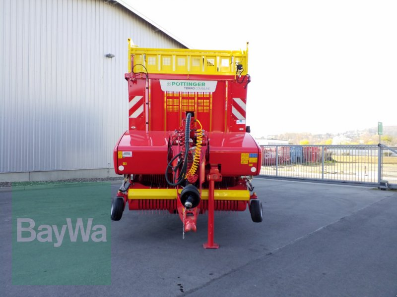 Silierwagen des Typs Pöttinger Torro 6510 L Combiline *Miete ab 350€/Tag*, Gebrauchtmaschine in Bamberg (Bild 2)