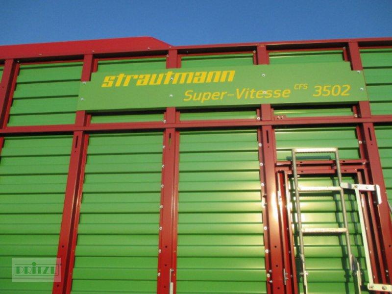 Silierwagen tip Strautmann Super Vitesse CFS 3502, Gebrauchtmaschine in Bruckmühl (Poză 2)