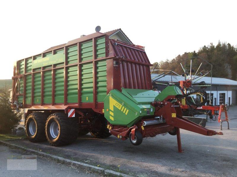 Silierwagen des Typs Strautmann Super Vitesse CFS 3502, Neumaschine in Fürsteneck (Bild 1)