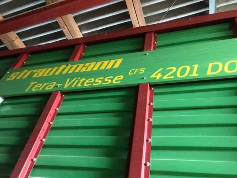 Obrázok Strautmann Tera Vitesse 4201