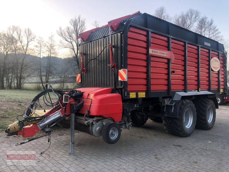 Silierwagen des Typs Vicon Rotex Combi 650, Gebrauchtmaschine in Epfendorf (Bild 1)