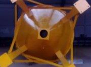 100 Tonnen zement siloz