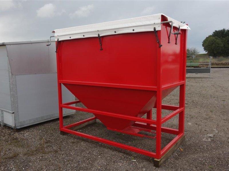 Silo типа Agro Mobil fodersilo, Gebrauchtmaschine в Kjellerup (Фотография 1)