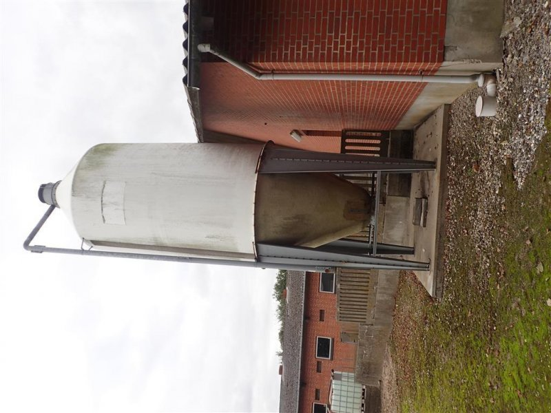 Silo типа BM Maschinenbau 12 ton, Gebrauchtmaschine в Egtved (Фотография 1)