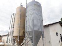 BM Maschinenbau Måske den hedder BM. Ca 15-20 tons fodder Silo