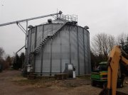 Silo typu Dan Chief Styretavle til Dancorn silo, Gebrauchtmaschine w Egtved