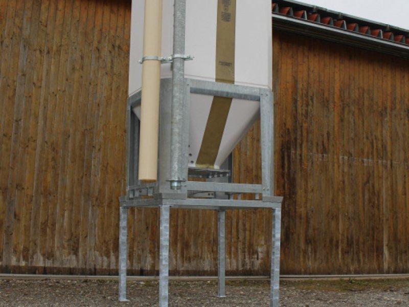 Silo типа Futtersilo Cubo 2,7, Neumaschine в Neukirch (Фотография 1)