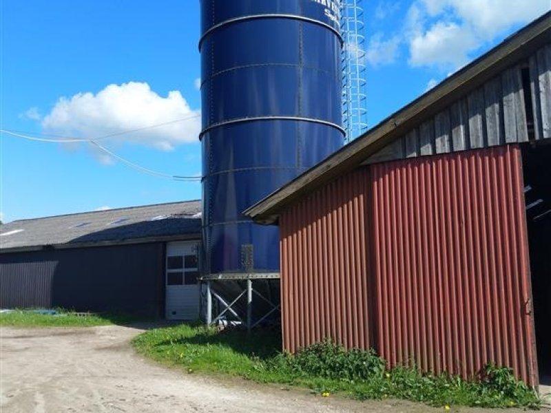 Silo типа Harvestore 1000 tdr Kornvægt & Kongskilde TRL 75 blæser, Gebrauchtmaschine в Egtved (Фотография 1)
